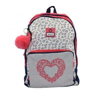 Joumma-Spain 44Cm Heart Backpack