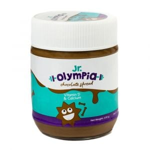Jr Olympia Spread Hazelnut Chocolate With Calcium And Vitamin D