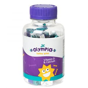 Jr Olympia Toffee Bites With Calcium And Vitamin D