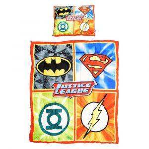 Justice League 2Pcs Comforter Set-Multi