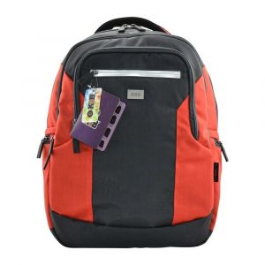 K2B Grey and Red Backpack
