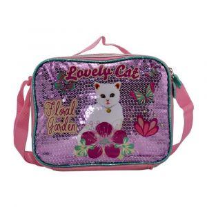 K2B Lovely Cat Lunch Bag