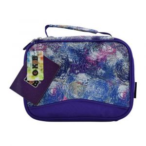 K2B Purple Lunch Bag