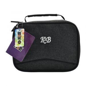 K2B Grey Lunch Bag