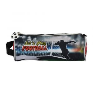 K2B Round Football Pencil Case