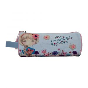 K2B Round Fun Together Pencil Case