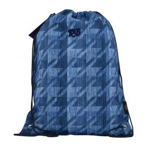 K2B Denim Blue String Bag