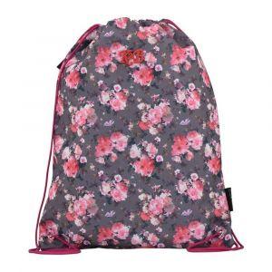 K2B Pink Flower String Bag