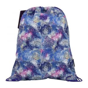 K2B Purple String Bag