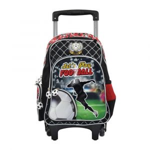 K2B 14 Football Trolley Bag