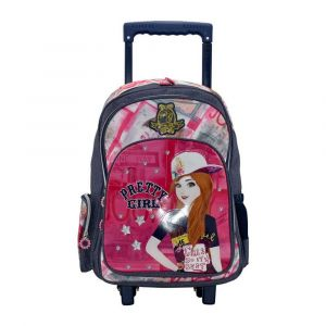 K2B 18 Pretty Girl Trolley Bag