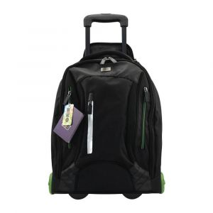 K2B Black Trolley Bag