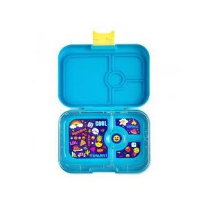 Yumbox Kai Blue 4 compartments Bento Lunch box