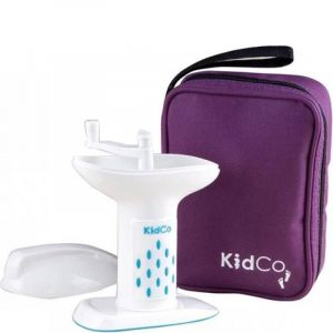 KidCo BabySteps Deluxe Food Mill with Travel Tote