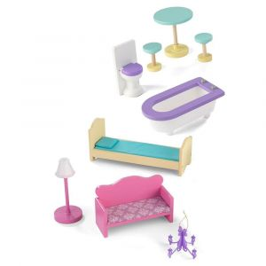 KidKraft - Gemma Dollhouse Furniture Pack - Kids Toys
