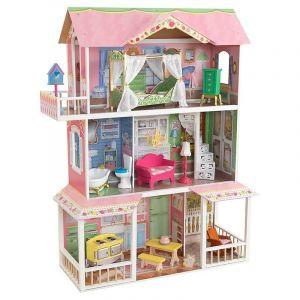 Kidkraft Sweet Savannah Dollhouse - Kids Toys