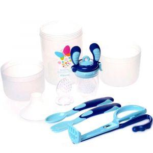 Kidsme Aquamarine Baby Travel Easy Set