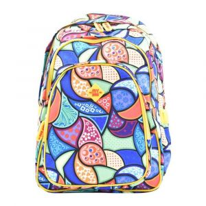 Kingwang-Italy Multicolor Backpack