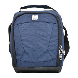 Kingwang-Italy Navy Blue Lunch Bag