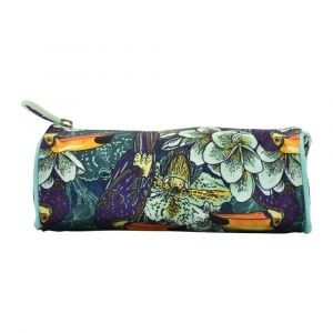 Kingwang-Italy Bird/Flower Pencil Case