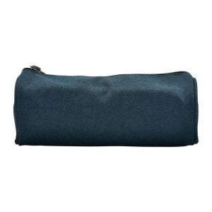 Kingwang-Italy Blue and Black Pencil Case