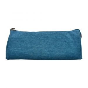 Kingwang-Italy Blue and Gray Pencil Case