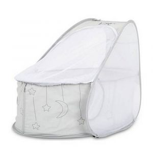 Koo-Di Light Pop Up Travel Bassinet  - Grey