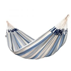 La Siesta Double Classic Hammock Outdoor Brisa Sea Salt - Blue