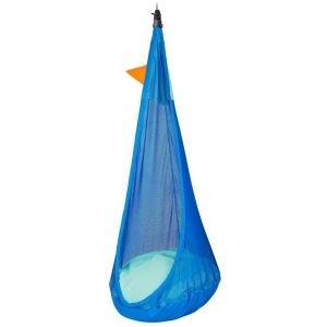 La Siesta Joki Air Moby, Max Kids Hanging Nest Outdoor - Blue