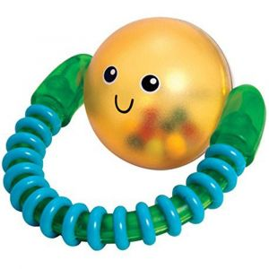 The First Years Spinning Rattle Toy
