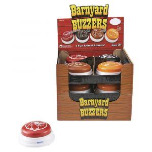 Learning Ressources Barnyard Answer Buzzers