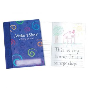 Learning Ressources Make A Story Writing Journal