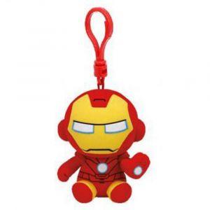 "Lifung Marvel Plush Iron Man Clip 3"" Stuffed Toys"