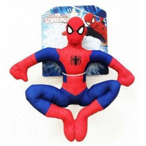 """Lifung Marvel Plush Spiderman Suction Cup 10"""" Stuffed Toys"""
