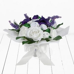 Baby Blooms Luxury Royal Baby Bouquet