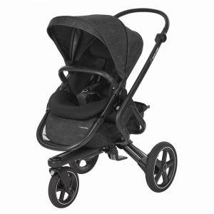 Maxi-Cosi Nomad Black Nova 3 Wheels Stroller