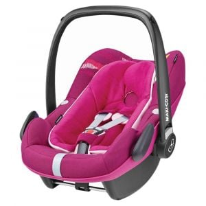 Maxi-Cosi Frequency Pink Pebble Plus Car Seat