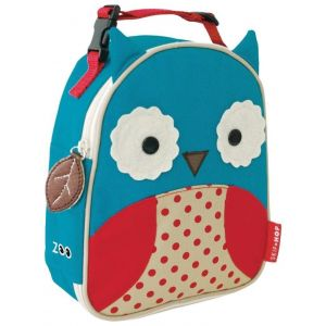 SkipHop Zoo Lunchie Kid's Bag, Owl