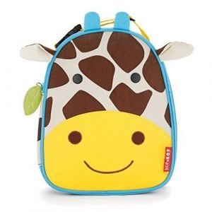 SkipHop Zoo Lunchie Kid's Bag, Giraffe