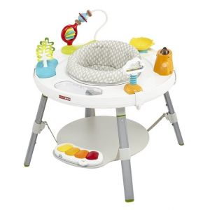 SkipHop Explore & More 3-Stage Baby Activity Center