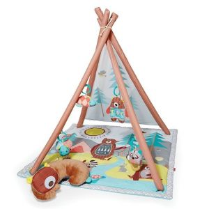 SkipHop Camping Cubs Baby Activity Gym