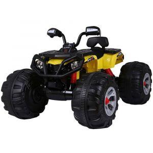Megastar - Atv Bazooka Ride On - Yellow