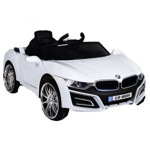 Megastar - Ride On Bm I8 Style - White