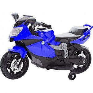 Megastar - Ride On BMW Sports Style Bike - Blue
