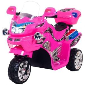 Megastar - Ride On Trike With Carry Box - Pink
