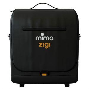 Mima Black Zigi Travel Bag