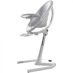 Moon White Highchair 2G Crystal