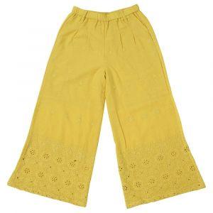 Mimmas World Hakoba Culottes - Yellow