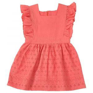 Mimmas World Hakoba Eva Dress- Peach