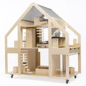 Liliane Dollsvilla - Premium Dollhouse